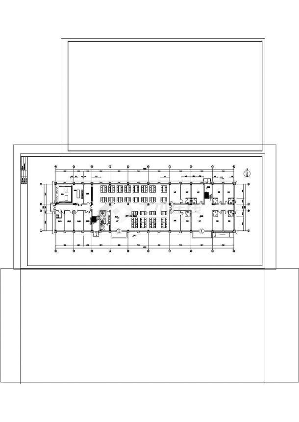大型综合性建筑给排水图纸(餐饮娱乐宾馆同层排水)非常标准cad图纸设计-图一