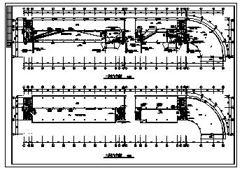 某局部六层综合楼电气施工cad图(照明,供配电,空调,电话,电视,宽带网设计)-图二