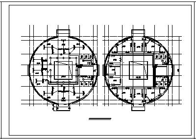 某市三层办公楼工程电气施工cad图(含照明,插座,消防系统设计)-图一