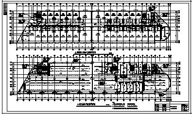 某地上十三层带地下一层商务楼全套电气施工cad图(含变配电,照明,电话系统设计)-图二