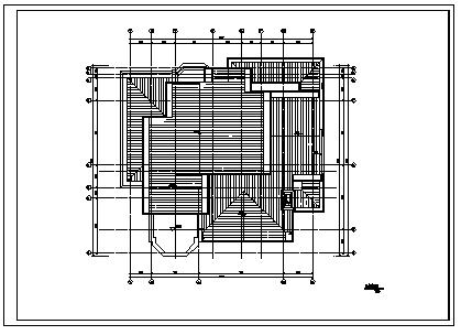 两套多层欧式单家独院式别墅建筑全套施工图资料合集(带效果图)-图二