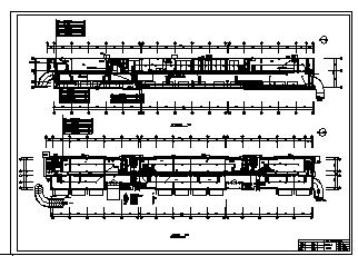 某六层带地下室著名公司办公楼电气施工cad图(含消防设计图)-图一