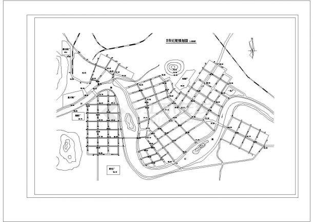 土木工程毕业设计_多套新业综合楼建排全套毕业设计资料(含说明书、开题报告、施工图)-图二
