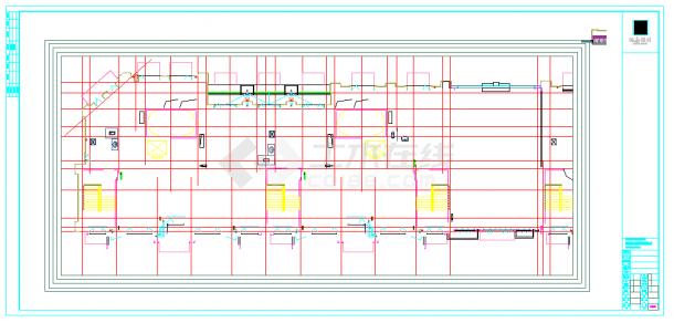 某楼装配式建筑设计CAD图-图二