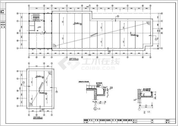 商务旅馆建筑设计方案图-图二