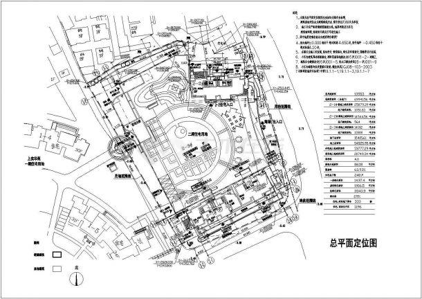 69941.56平米小区规划设计施工图-图一