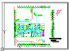 多套医院手术部洁净空调系统设计全套施工图纸-图一