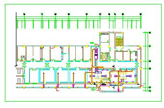 多套医院手术部洁净空调系统设计全套施工图纸-图二