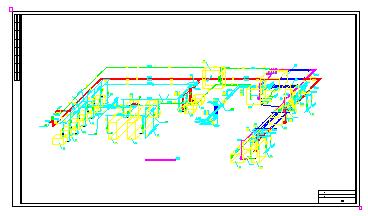 多套建筑工程暖通空调系统设计施工图纸(典型制冷换热站)-图二