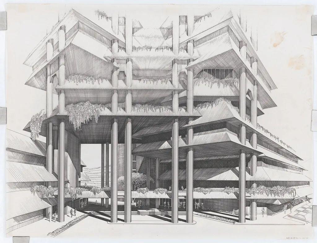 建筑效果图图片2