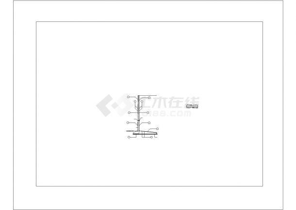 土木工程毕业设计_办公楼设计_某机械厂办公楼建筑全套毕业设计完整资料(含详细计算书、说明书)-图一