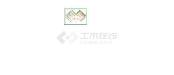 住院:12149.76m2 某医院总体规划及建筑方案设计图【总平 建筑各层平面图 立面图(无剖面及屋顶平面)】cad 图纸-图二