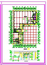 3层1037.56平米厂房建筑施工图(含设计说明)-图一