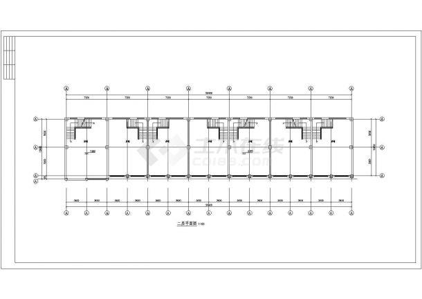 徽派古建筑全套设计施工图-图二