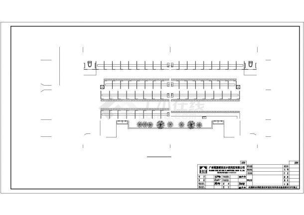 许昌某实验小学190平米单层公共厕所全套CAD建筑设计图纸-图一