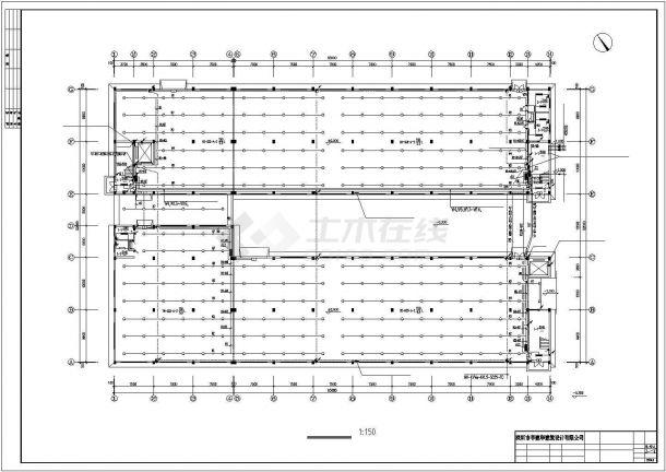 某5层厂房电气施工图设计-图二