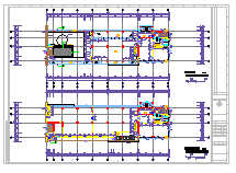 昆山移动大厦建筑设计cad施工图-图二