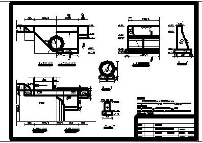 【安徽】农田水利灌溉全套cad设计图纸(土地整理)-图二