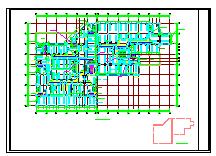 [山西]高层商业综合体通风空调及防排烟系统设计全套施工图纸-图二