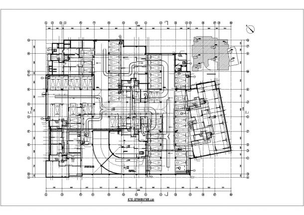 青芝坞安置房建设工程(地下室1)施工图--给排水-图一