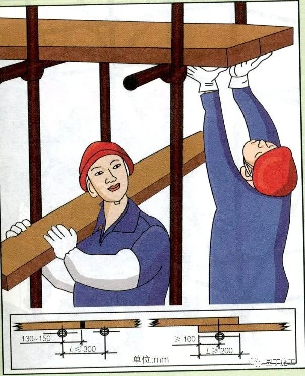 扣件式钢管脚手架安全通病防治手册(图46)