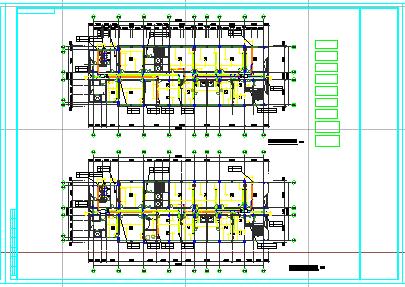 [广东]大型医院建筑综合体空调通风及防排烟系统cad施工图(大院设计内含图纸172张)-图二