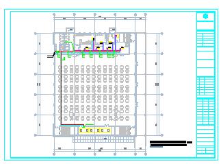 [浙江]高层医疗综合楼空调通风防排烟系统cad图纸(大院出品净化空调)-图二