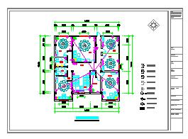 某酒店室内装饰装修工程施工图(含效果)-图二