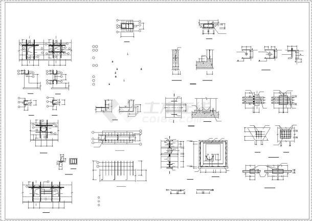 结构说明-设备基础设计总说明-图一