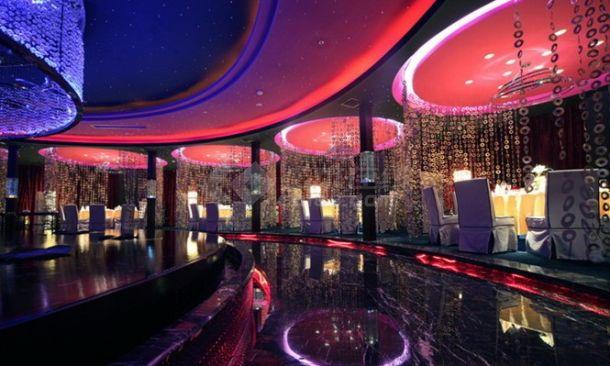 某四星级饭店中餐厅室内精装修设计cad全套施工图(含效果图)-图一