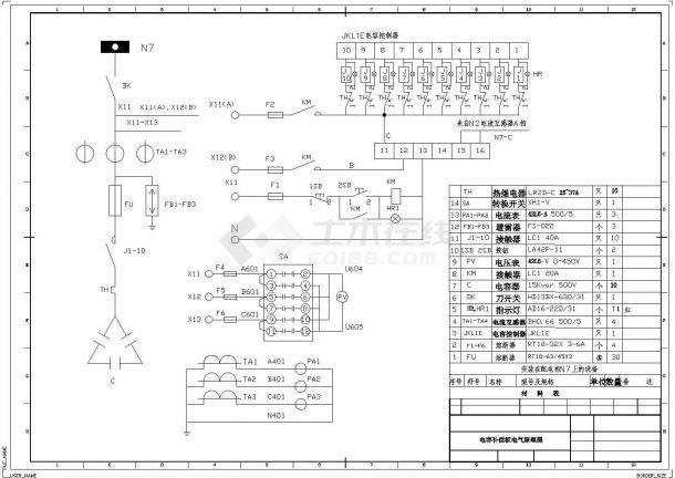 设备控制器_电容补偿设计图-图一