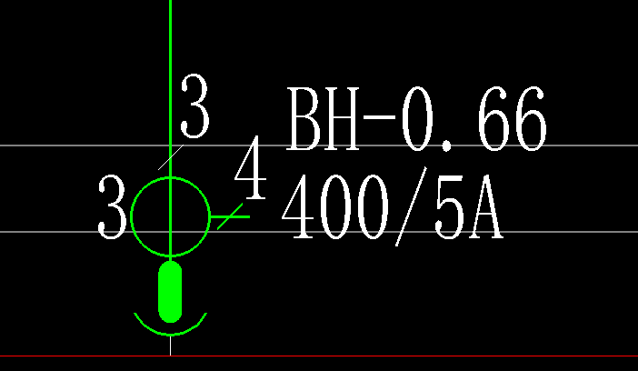 低压电流互感器的标识是什么意思
