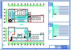 [浙江]6000吨污水处理厂及配套管网工程全套cad设计图纸(含电气 土建结构)-图二