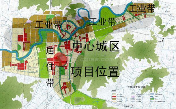 【园林景观设计】[浙江]-台州市黄岩区商业街详规jpg-图二