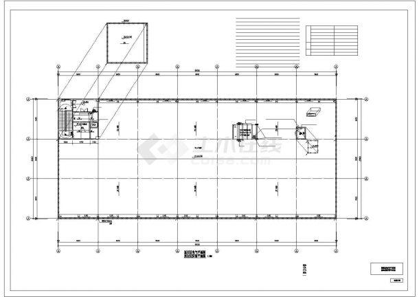 新材料小微园单体-电气 -2020.9.25.dwg-图一