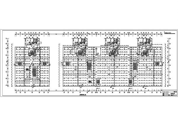 某高层商住两用建筑给排水施工图(含设计总说明及图例)-图一