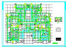 [施工图][河南]多层医疗建筑空调通风及防排烟系统设计施工图(含节能设计)-图二