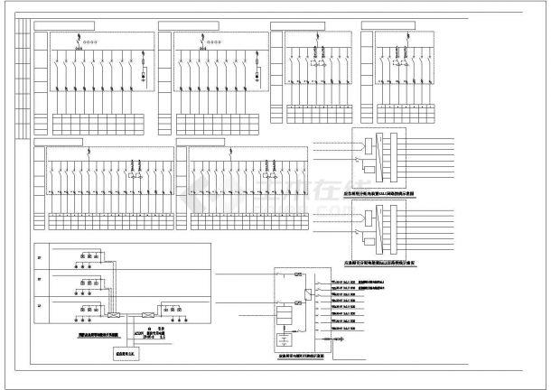 中小企业集聚区A区标准厂房建设工程--电气-图一