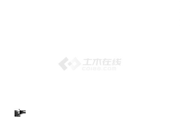 [北京]办公大厦暖通动力系统施工图(热力系统、燃油供应系统、燃气供应系统),含设计说明-图一