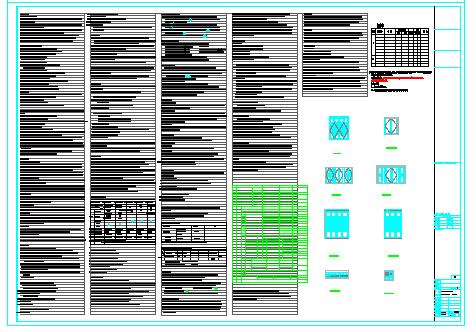 某木结构仿古bob电竞app设计图纸-图一