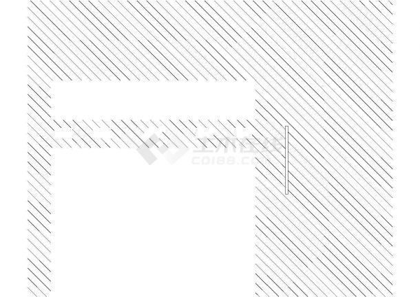 ECACA贵阳星力百货(中山3F店)&河南南阳店施工全套cad图纸-图二