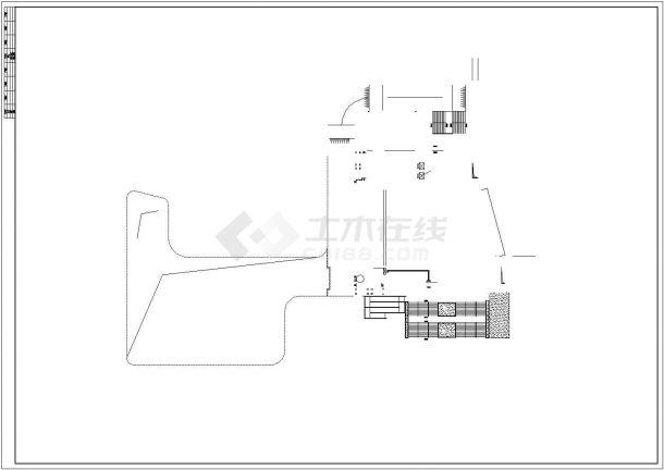 [佛山]某大型客运站七层综合楼建筑施工全套图(含总平面图)-图一