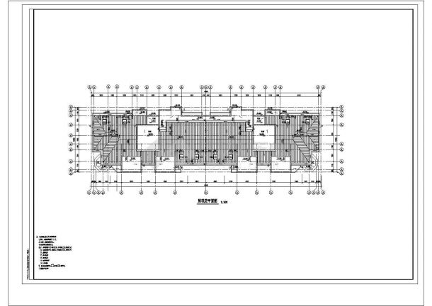 某小区12#13#十一层高层住宅楼bob电竞app方案设计施工图(含平立剖及bob电竞app设计说明)-图一