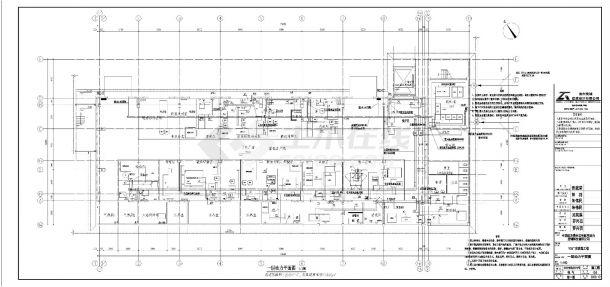 贵州省贵阳市经开区松花江路111号106厂房电气施工图-图一