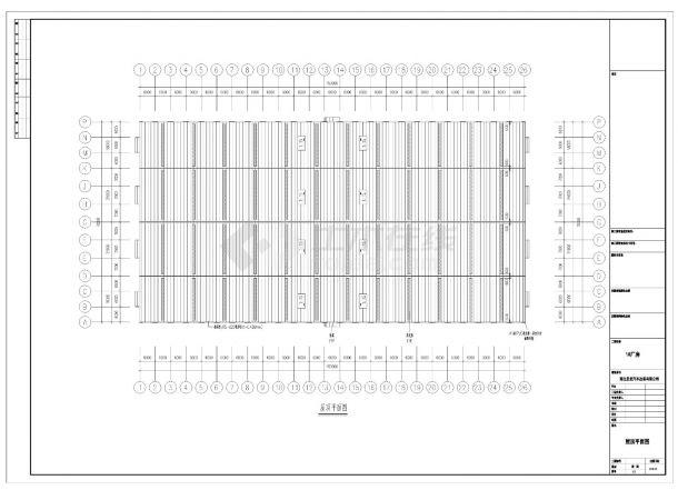 湖北省圣龙设计图CAD施工参考详图-图二