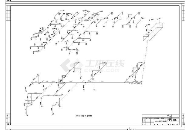 制剂车间暖通空调设计全套施工图-图二