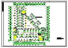 某医院全套建筑设计方案图-图一