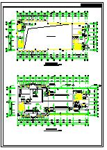 某医院全套建筑设计方案图-图二