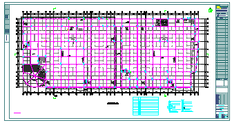 [方案]白马多层大型商场强电和弱电系统设计施工图-图二