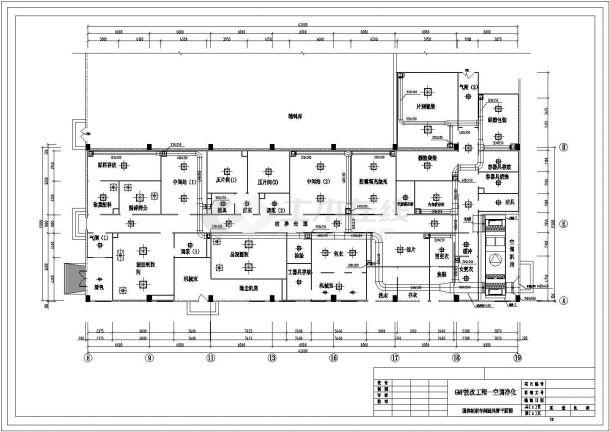 药厂GMP工程设计方案图-图一